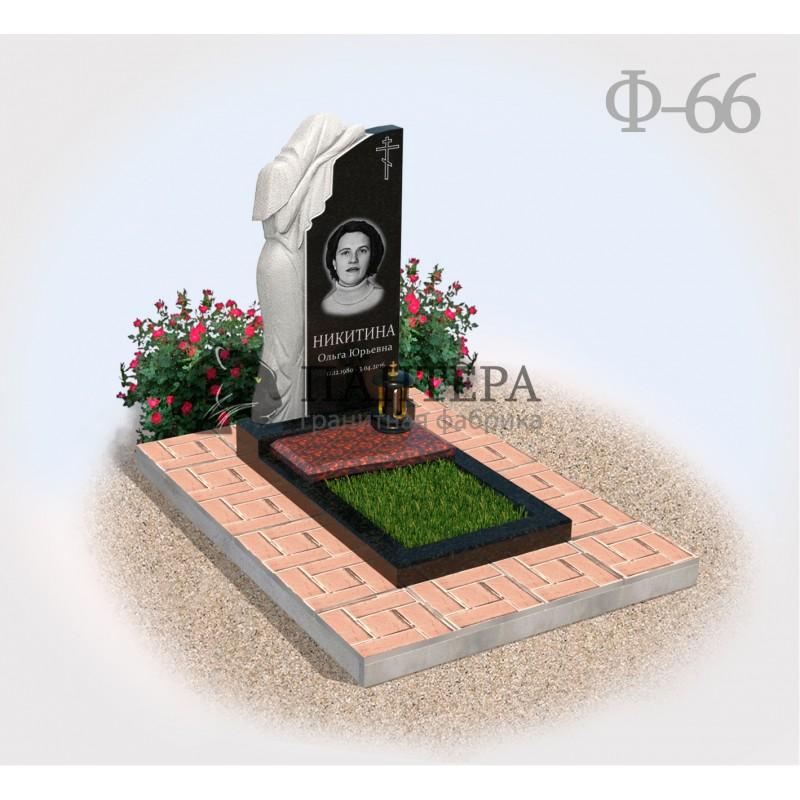 Памятник Скорбящая Дева Ф66