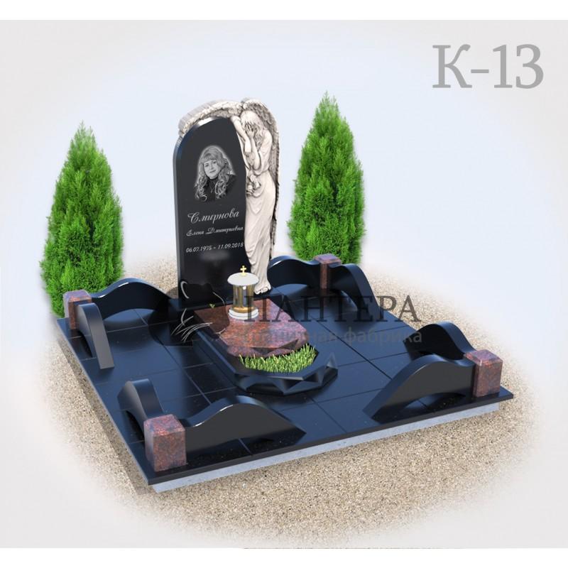 Мемориальный комплекс с ангелом К13