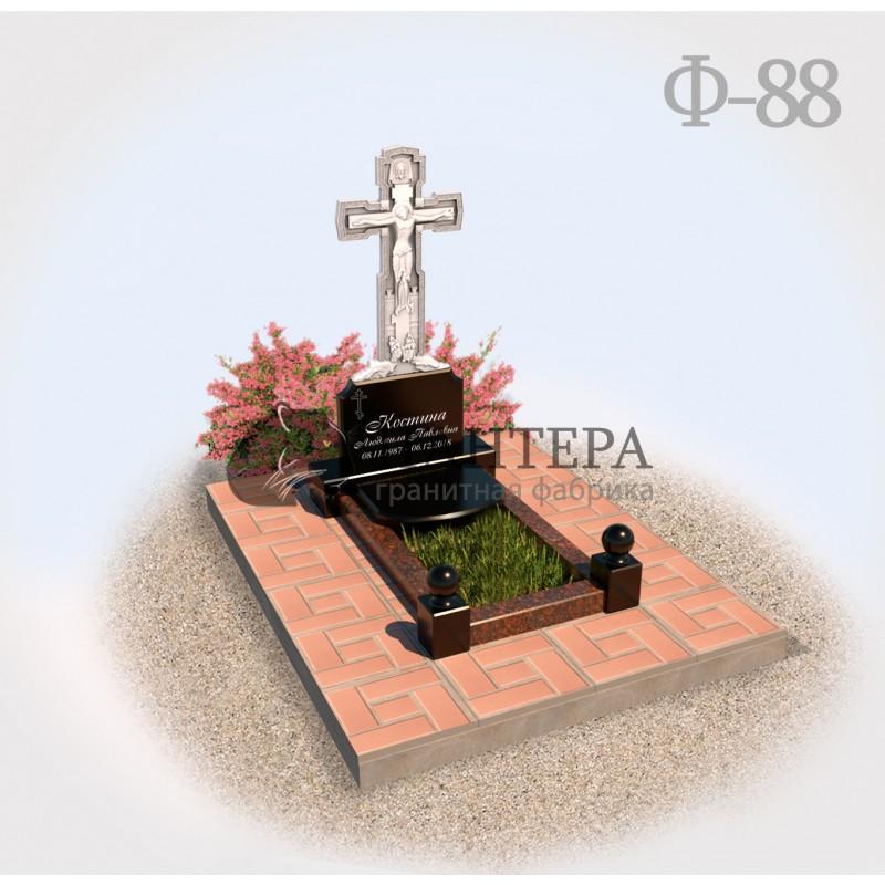 Памятник Крест на могилу Ф88