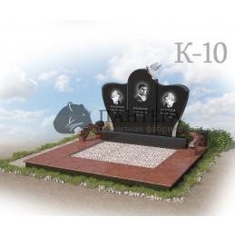 Мемориальный комплекс с голубем К10