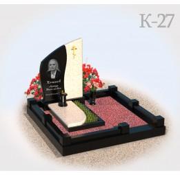 Мемориальный комплекс комбинированный К27
