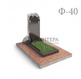 "Памятник ""Березка"". Ф-40"