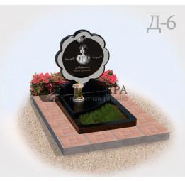 Памятник Ромашка Д6