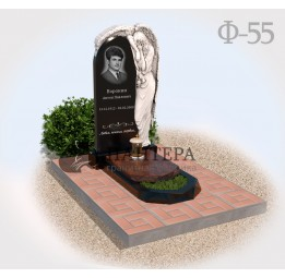 Памятник Скорбящий ангел Ф55