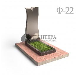 """Памятник """"Чайка над волной"""". Ф-22"""