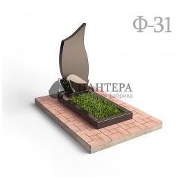 """Памятник """"Свиток"""". Ф-31"""