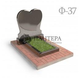Памятник Сердце в камне Ф37