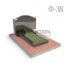 Памятник горизонтальный Плечики Ф38