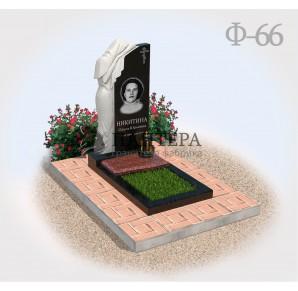 Памятник Скорбящая Ф66