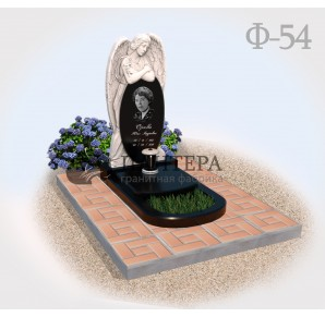 Памятник Ангел Ф54