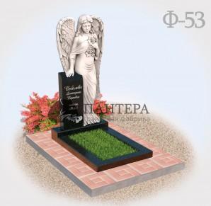 Памятник Ангел Хранитель Ф53