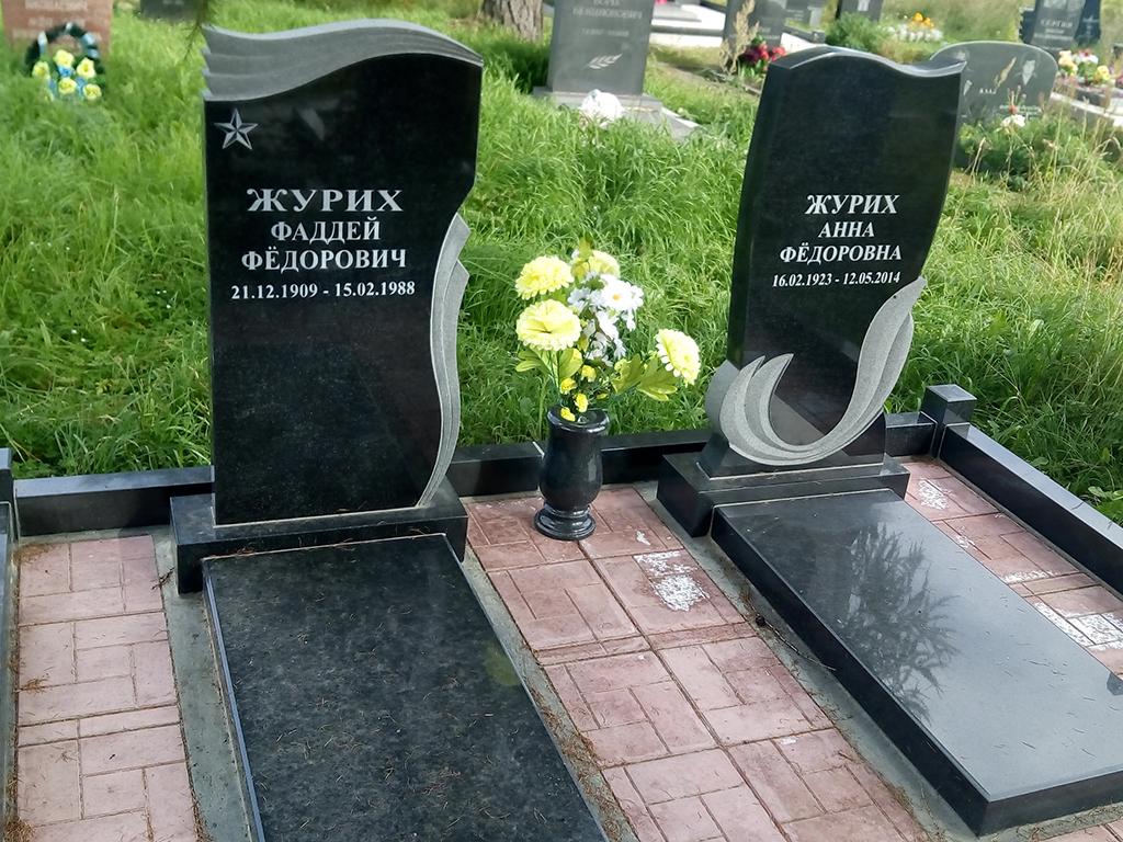 Эконом памятник Волна Пятигорск памятник с семейный Яранск