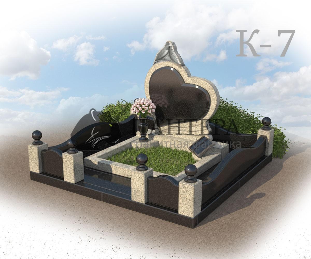 Мемориальный комплекс на заказ